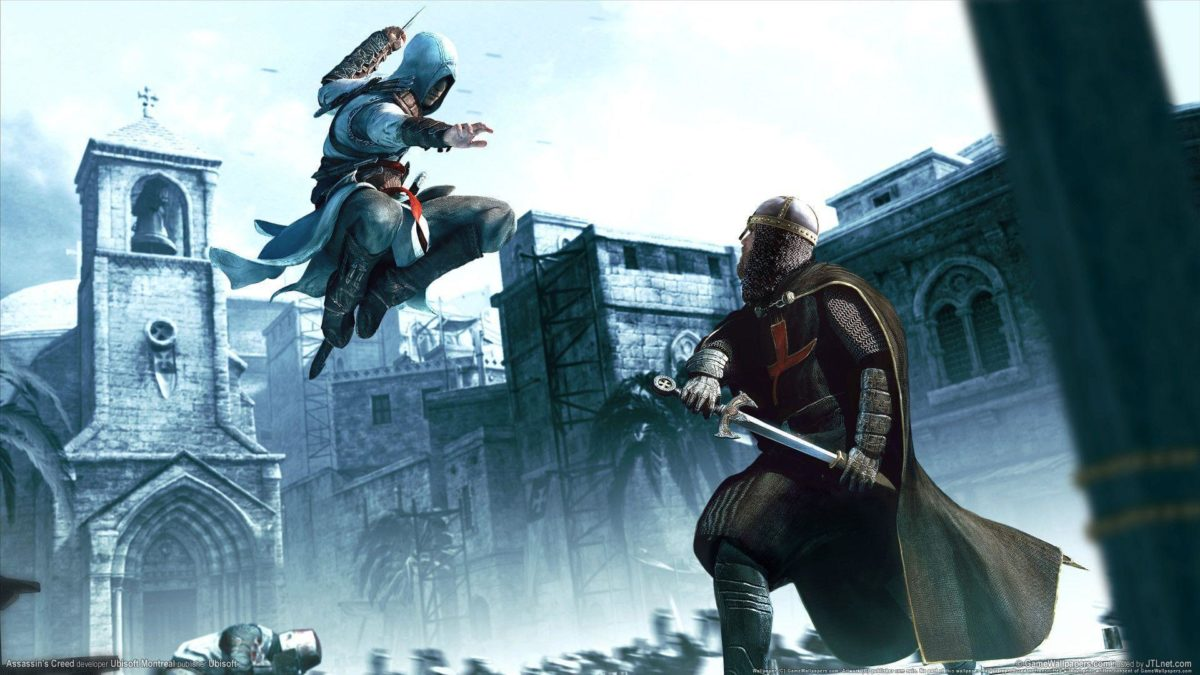 Game Assassins Creed Wallpapers | HD Wallpapers