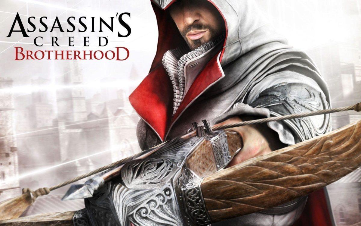 51 Assassin's Creed: Brotherhood Wallpapers | Assassin's Creed …