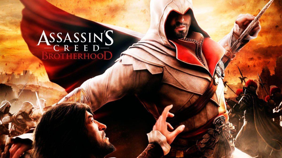 Assassin's Creed Brotherhood 2011 Wallpapers | HD Wallpapers