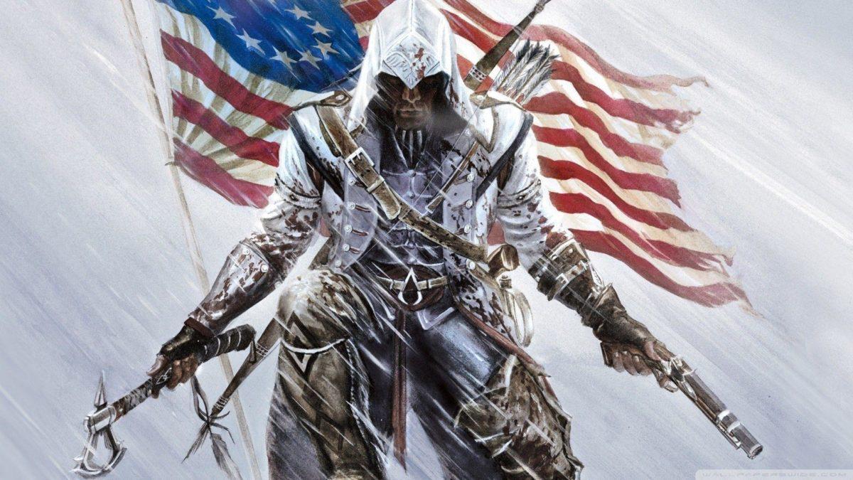 Assassins Creed 3 games hd wallpaper | Background HD Wallpaper for …