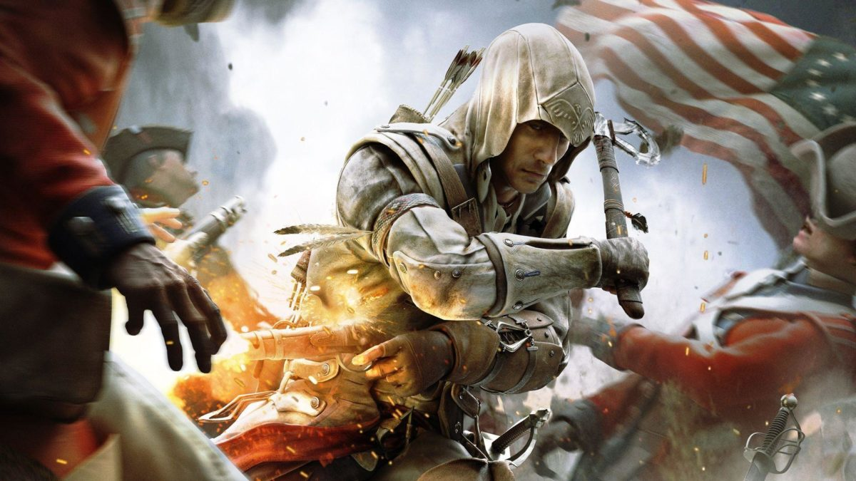 Assassin's Creed III Game Wallpapers | HD Wallpapers