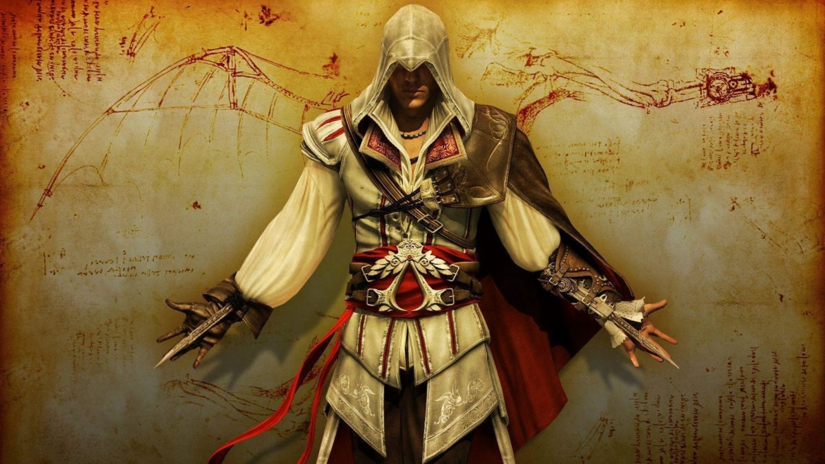 Assassins Creed 3 Connor – Games Wallpapers