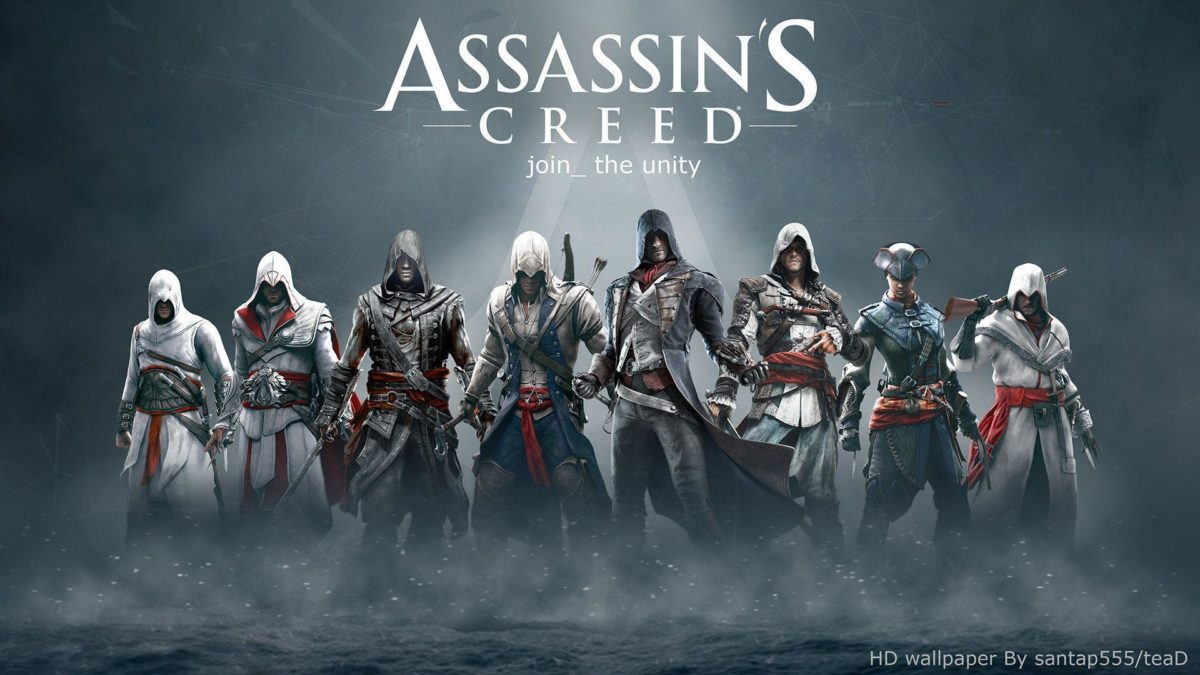 Assassins Creed: boxset design: back cover 2 by GingerJMEZ on …