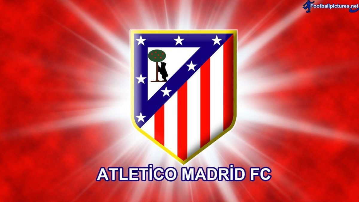 Atletico Madrid Logo Wallpaper Download