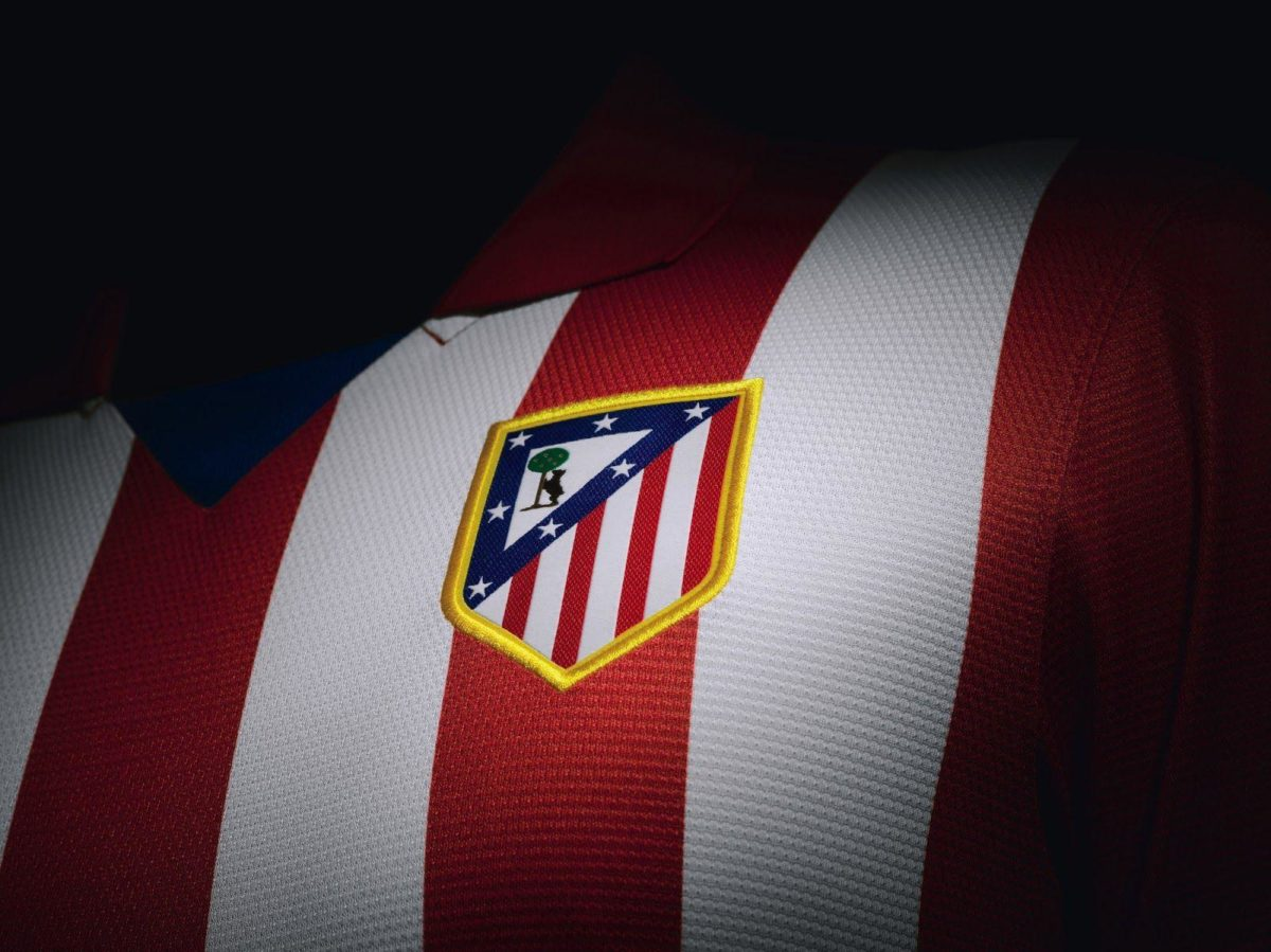 Atletico Madrid Jersey Wallpaper Picture 63 #1214 Wallpaper | Cool …
