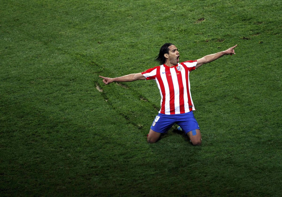 Radamel Falcao Atletico Madrid 2013 HD Best Wallpaper | Football …
