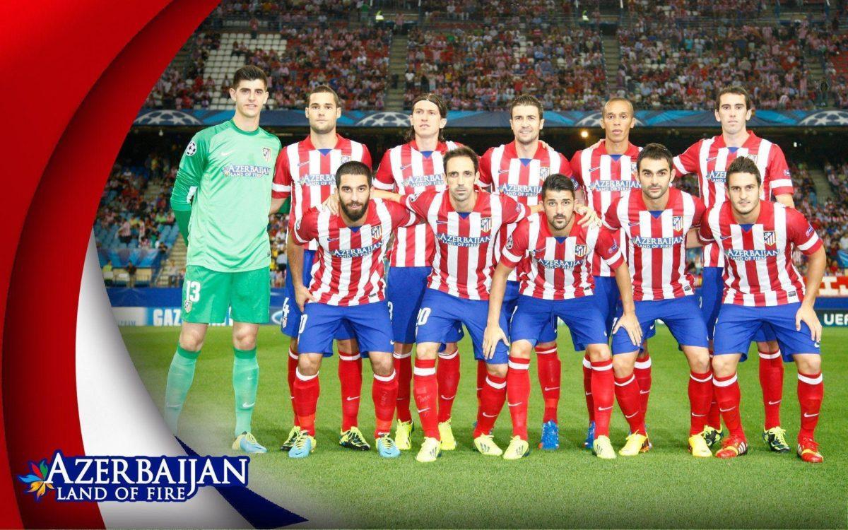 Club Atlético de Madrid · Web oficial – Download your teams wallpaper