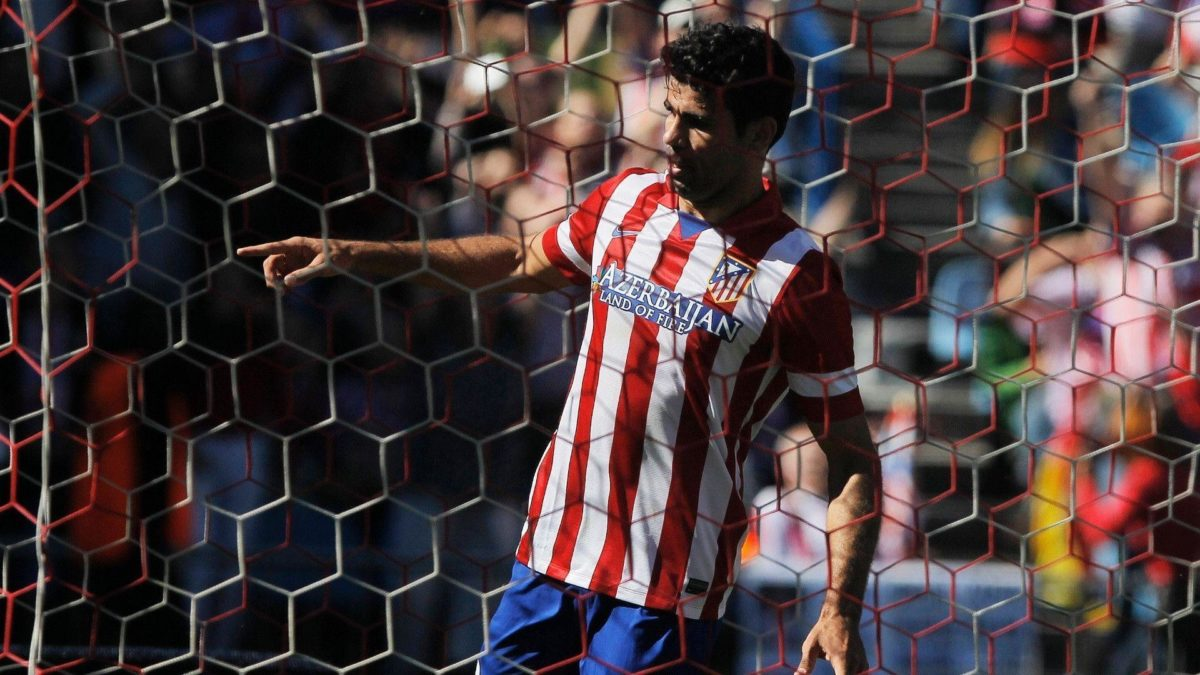 Pin Diego Costa Atletico Madrid Wallpaper Gallery on Pinterest
