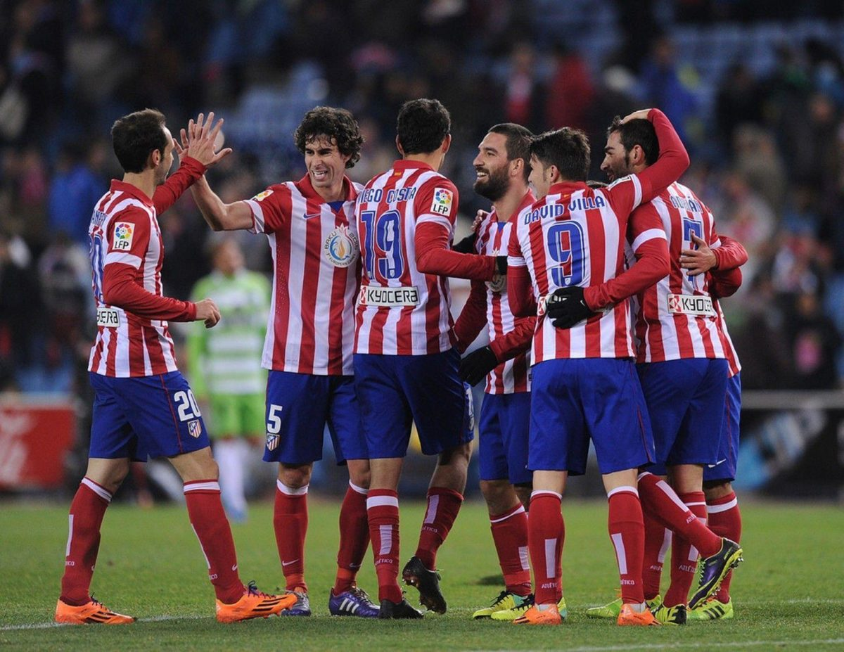 Atletico Madrid 2014 Wallpaper Football Club Atletico Madrid 2014 …