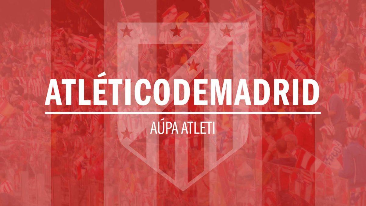 New Atletico De Madrid FC Logo Wallpaper HD for Desktop Background …