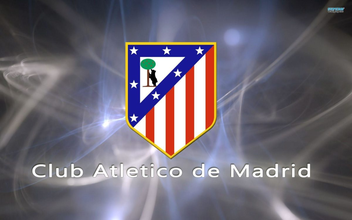 Atletico Madrid Logo Wallpaper HD