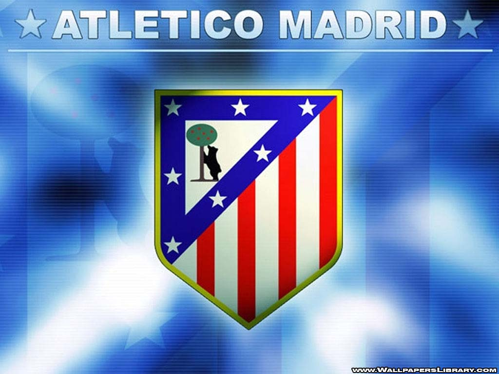 Atletico Madrid Logo Wallpaper #7 | Atletico Madrid Wallpaper