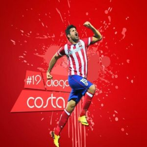 download Diego Costa Atletico Madrid FC Wallpaper HQ 38 #1239 Wallpaper …