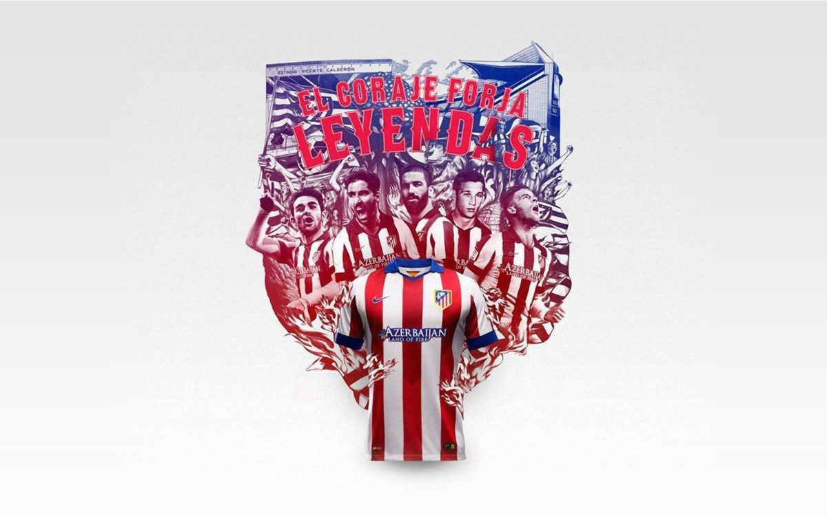 2014 Atletico Madrid Wallpapers For Desktop 2637 Football …