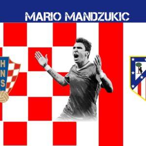 download Mario Mandzukic 2014 Atletico De Madrid Wallpaper Wide or HD …
