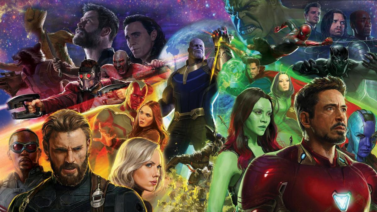Avengers Infinity War Wallpapers – Album on Imgur