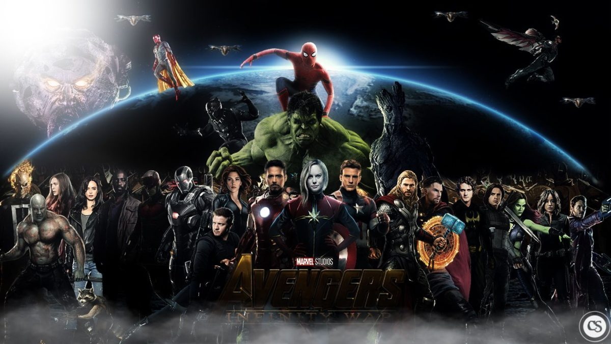 Avengers infinity war by apocalipse234 on DeviantArt