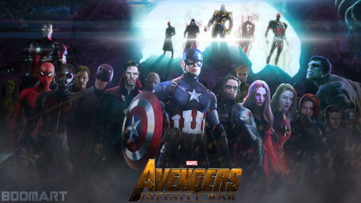 Avengers: Infinity War Wallpaper by BoomArt16 on DeviantArt