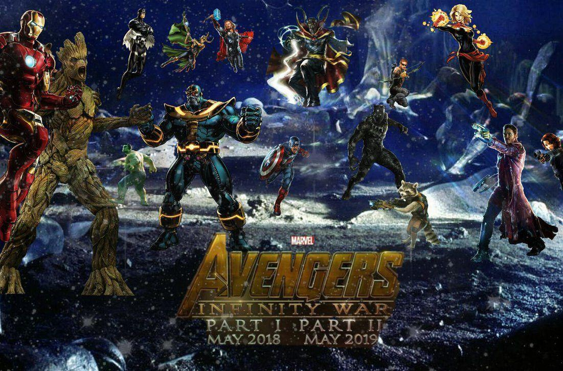 Avengers Infinity War Concept wallpapers (37 Wallpapers) – HD …