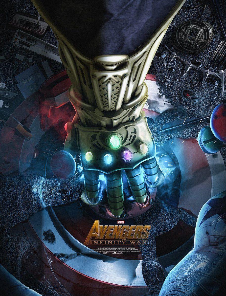Avengers: Infinity War 1 & 2 images Avengers Infinity War – Teaser …