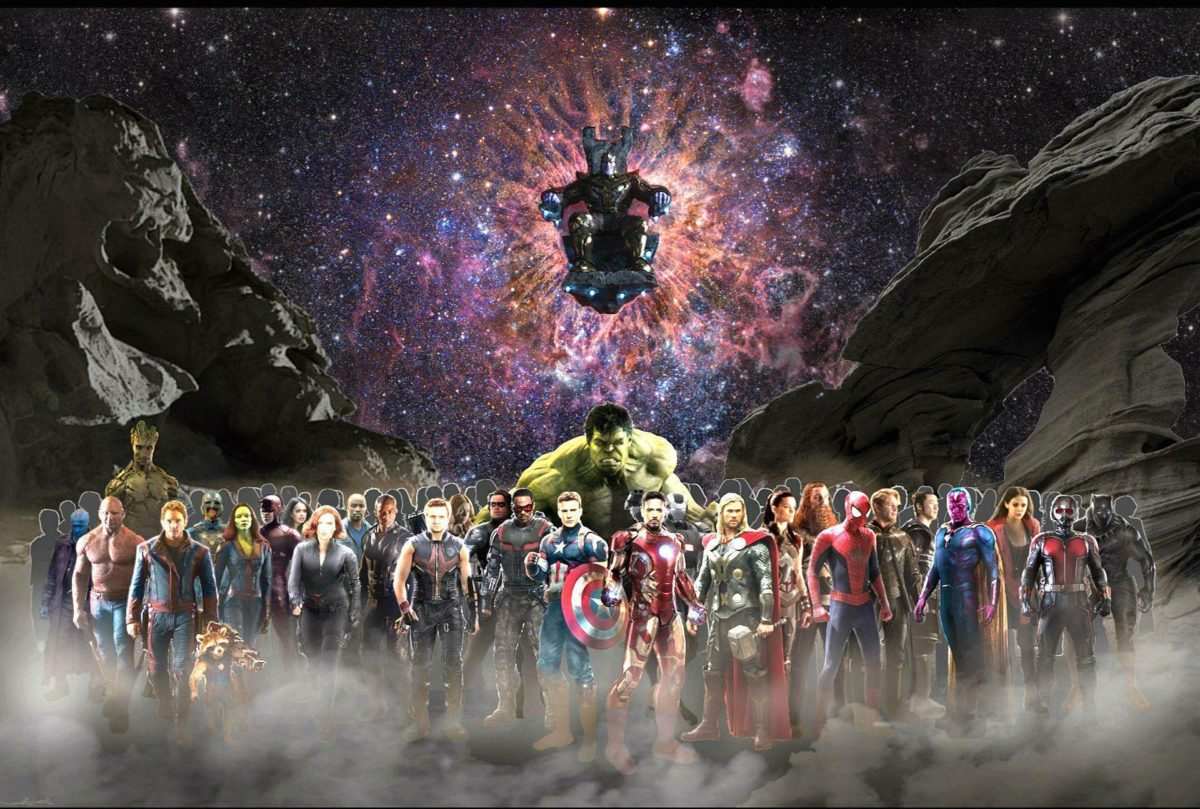 Avengers Infinity War Wallpapers – My Free Wallpapers Hub