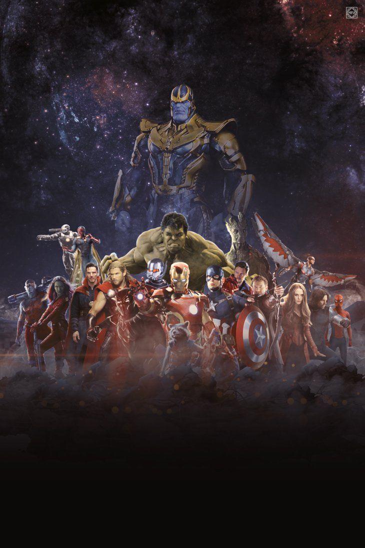The Avengers: Infinity War Wallpaper by muhammedaktunc on DeviantArt