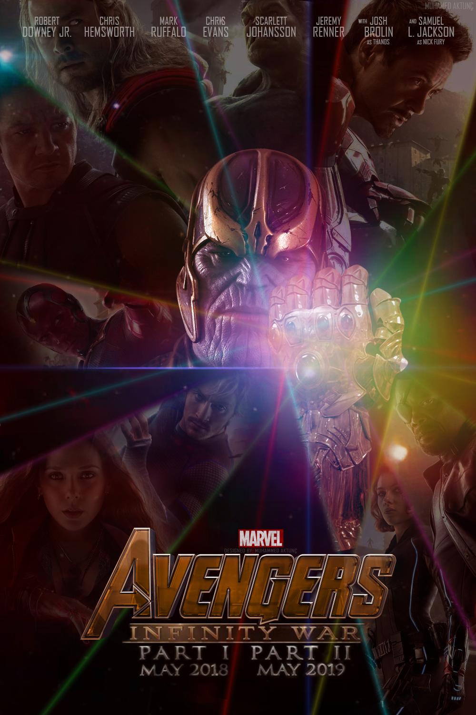 The Avengers: Infinity War Poster by muhammedaktunc on DeviantArt