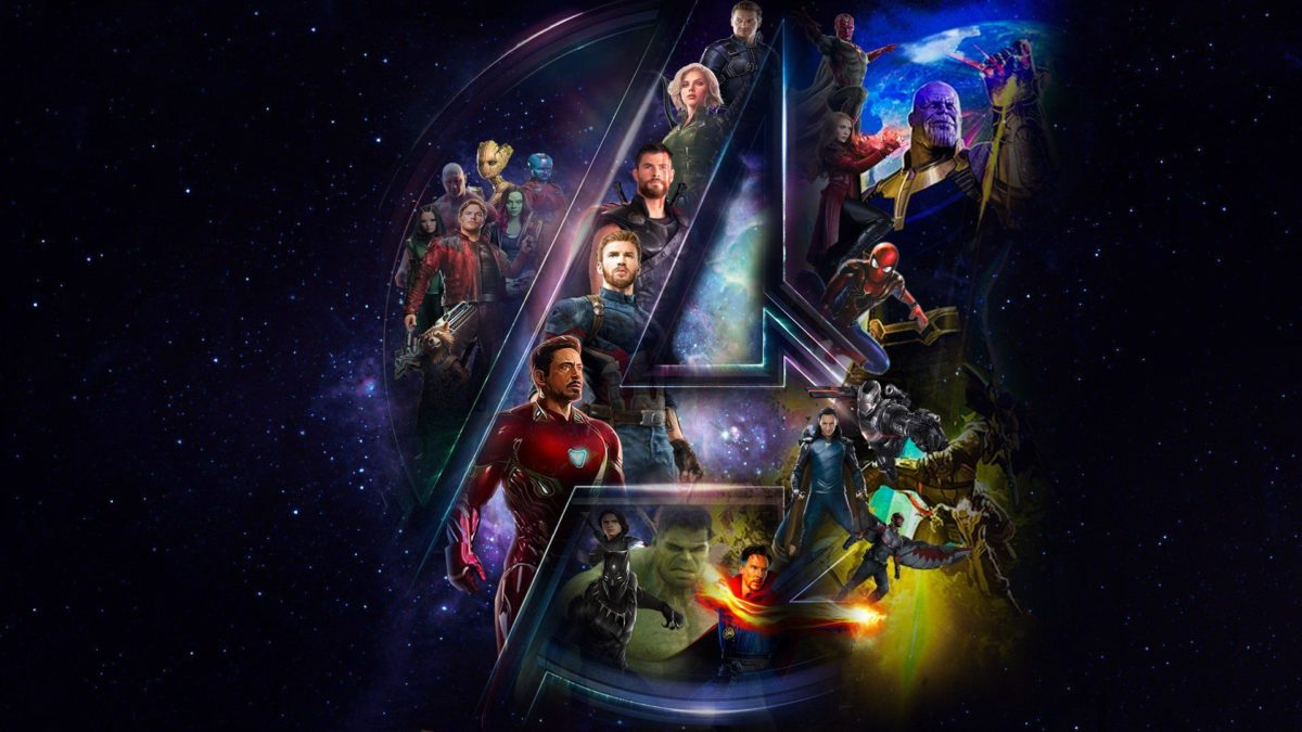 153 Avengers: Infinity War HD Wallpapers | Background Images …