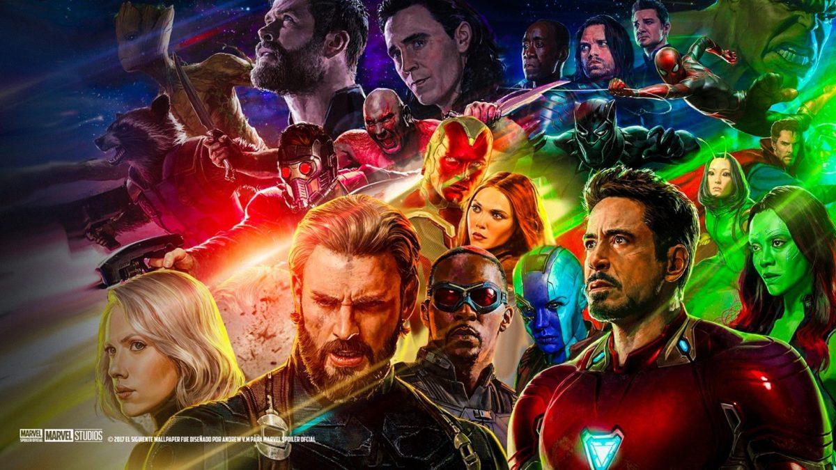 Wallpapers Avengers Infinity War – 2018 Cute Screensavers