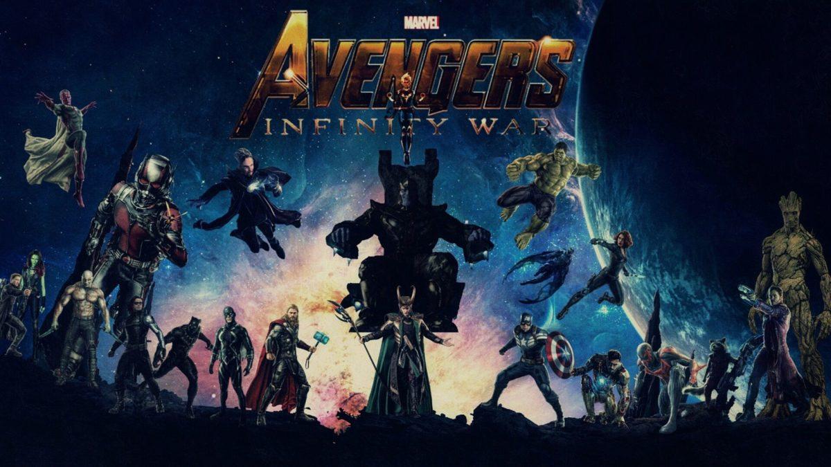 Avengers Infinity War Cast Wallpaper 27146 – Baltana