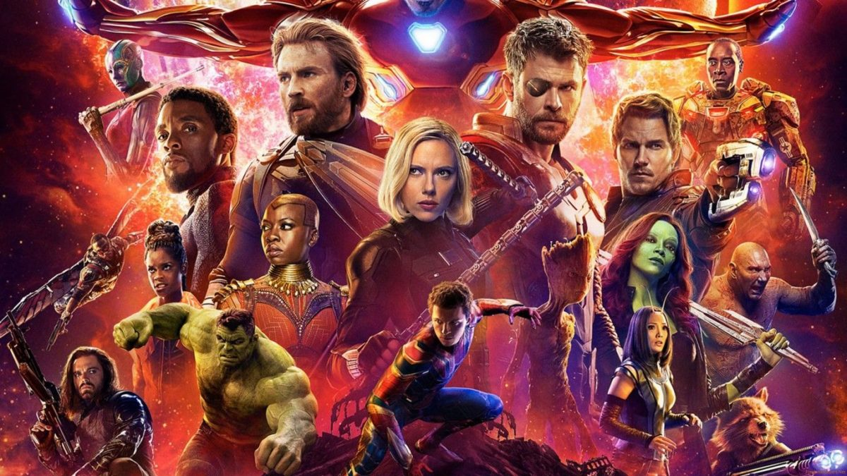 Avengers Infinity War 2018 Poster 4k wallpapers | Freshwallpapers
