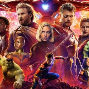download Avengers Infinity War 2018 Poster 4k wallpapers | Freshwallpapers