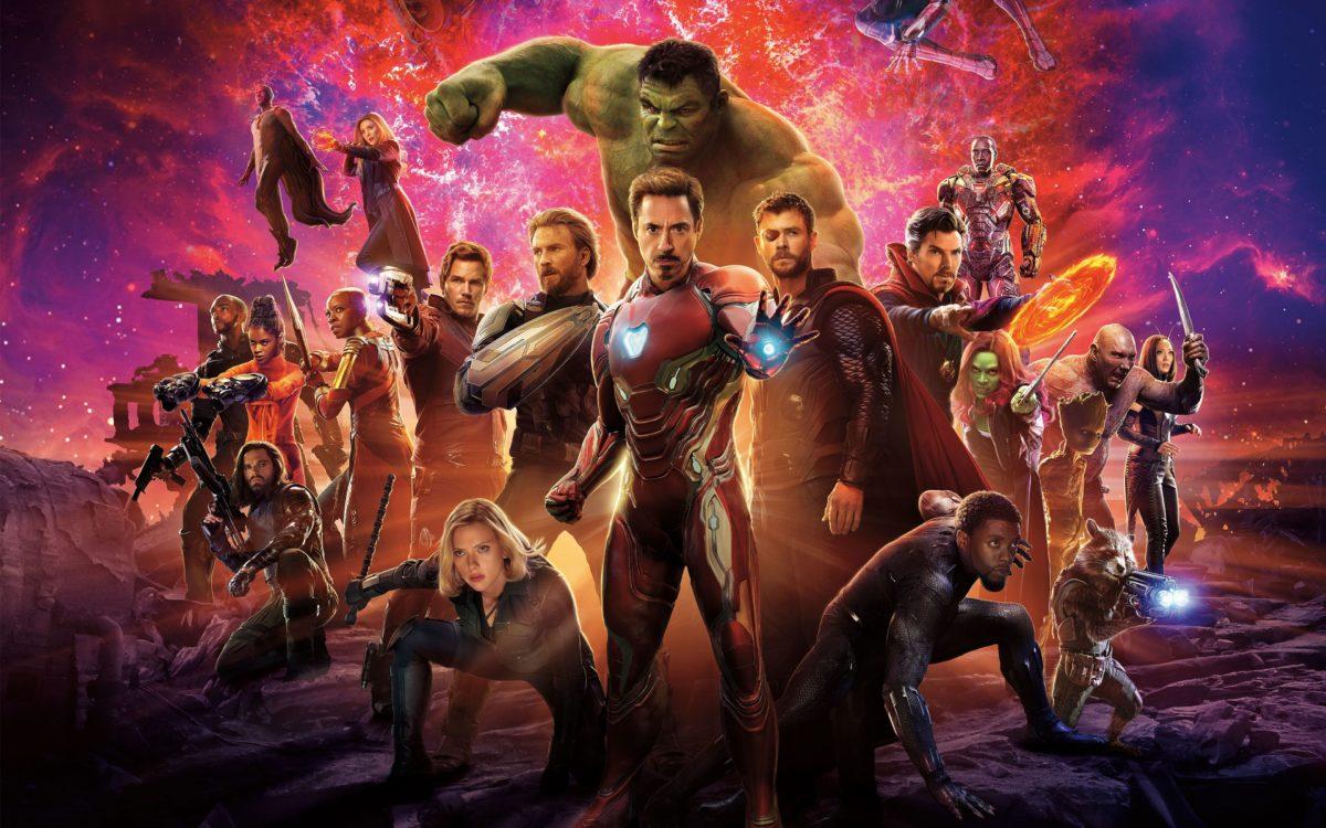 Avengers Infinity War 2018 4K 8K Wallpapers | HD Wallpapers | ID #23498