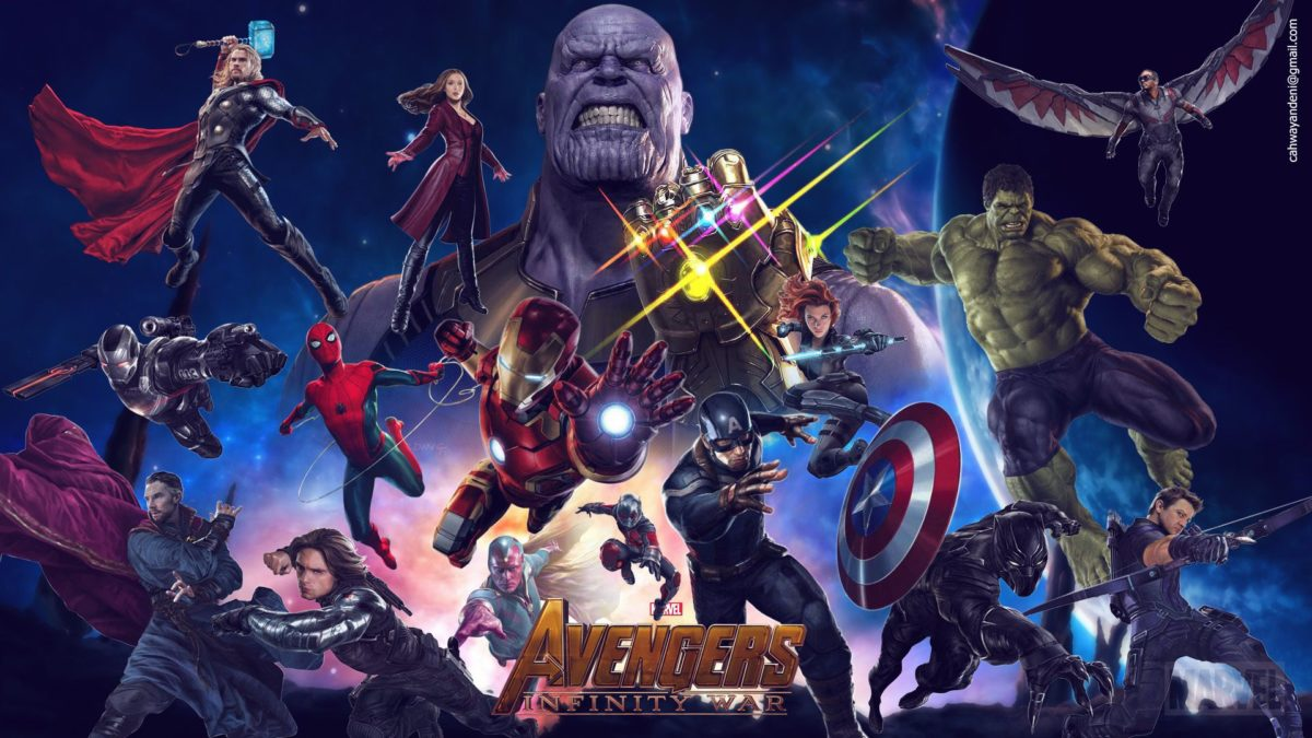 Avengers Infinity War 2018 Movie Superheroes #2744 Wallpapers and …