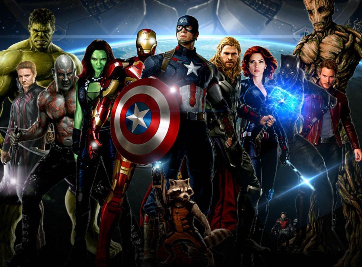 Avengers Infinity War Comic Pictures ~ Desktop Wallpaper Box …