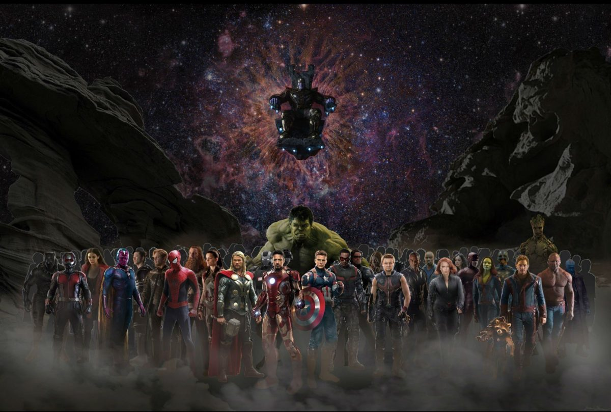 Best pictures about Avengers Infinity War Concept Wallpapers HD …