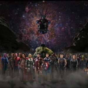 download Best pictures about Avengers Infinity War Concept Wallpapers HD …