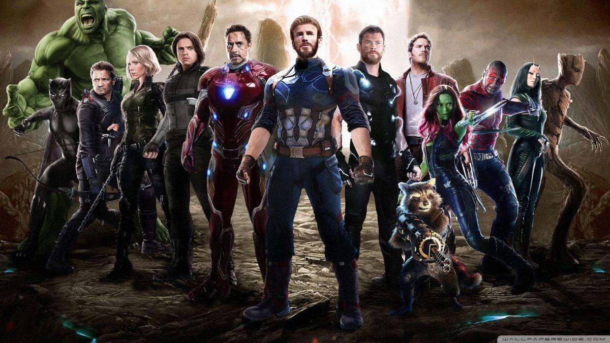 Avengers Infinity War 2018 Movie Fan Art ❤ 4K HD Desktop Wallpaper …