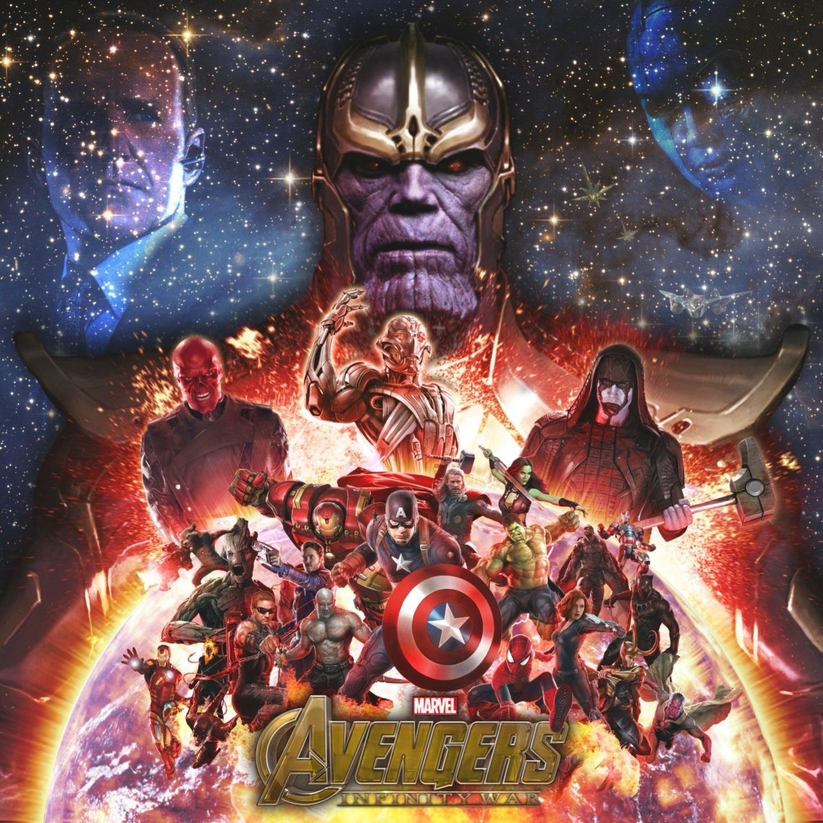 Avengers: Infinity War HD wallpapers free download