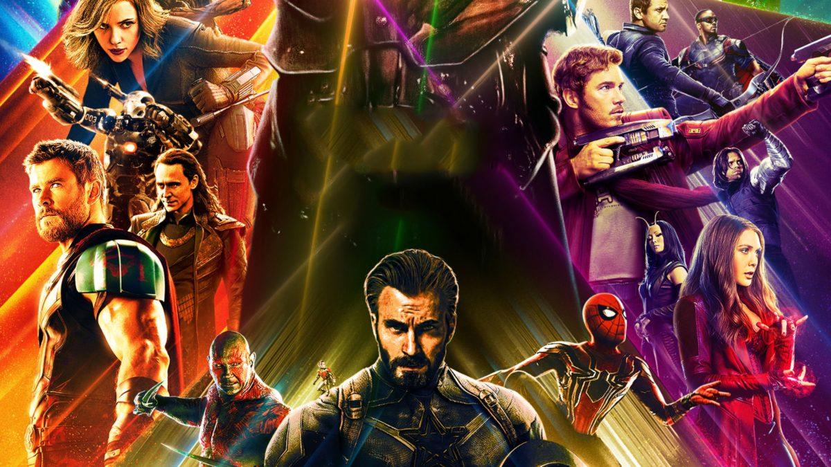 2560×1440 Avengers Infinity War Artwork 2018 HD 1440P Resolution HD …