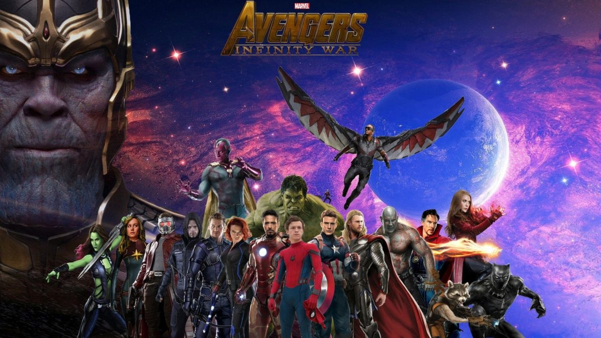 Wallpapers Avengers Infinity War – 2018 Wallpapers HD