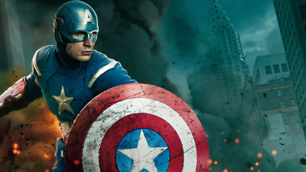 The Avengers Captain America Wallpapers | HD Wallpapers