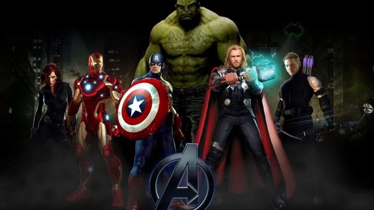 Wallpapers For > Avengers Wallpaper Hd 1920×1080