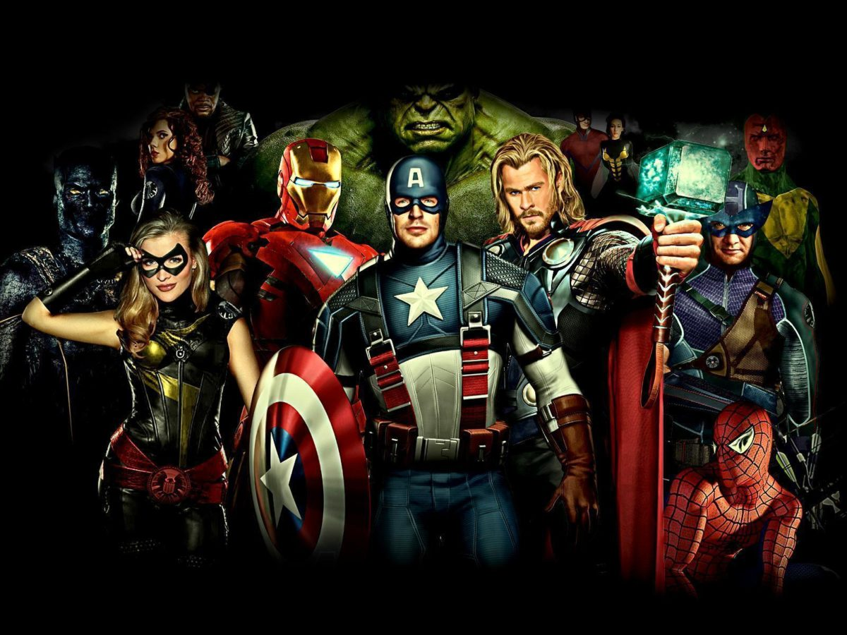 Avengers 2 Wallpaper Hd Background 9 HD Wallpapers | isghd.com