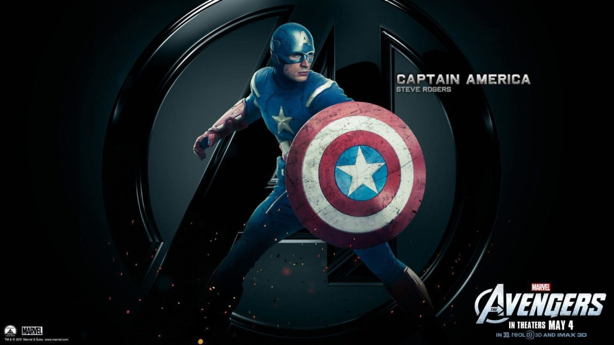The Avengers Captain America HD Wallpapers