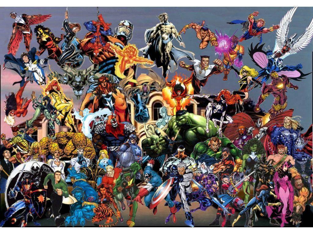 The Avengers Wallpaper HD