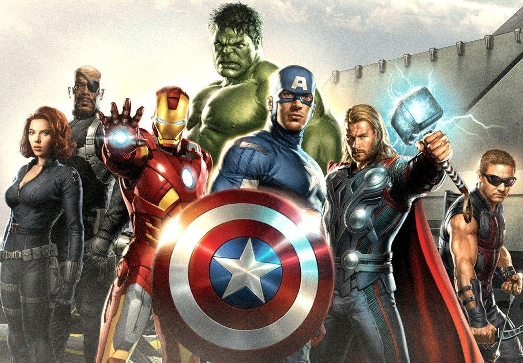 Avengers Wallpaper Hd For Windows 7 | coolstyle wallpapers.
