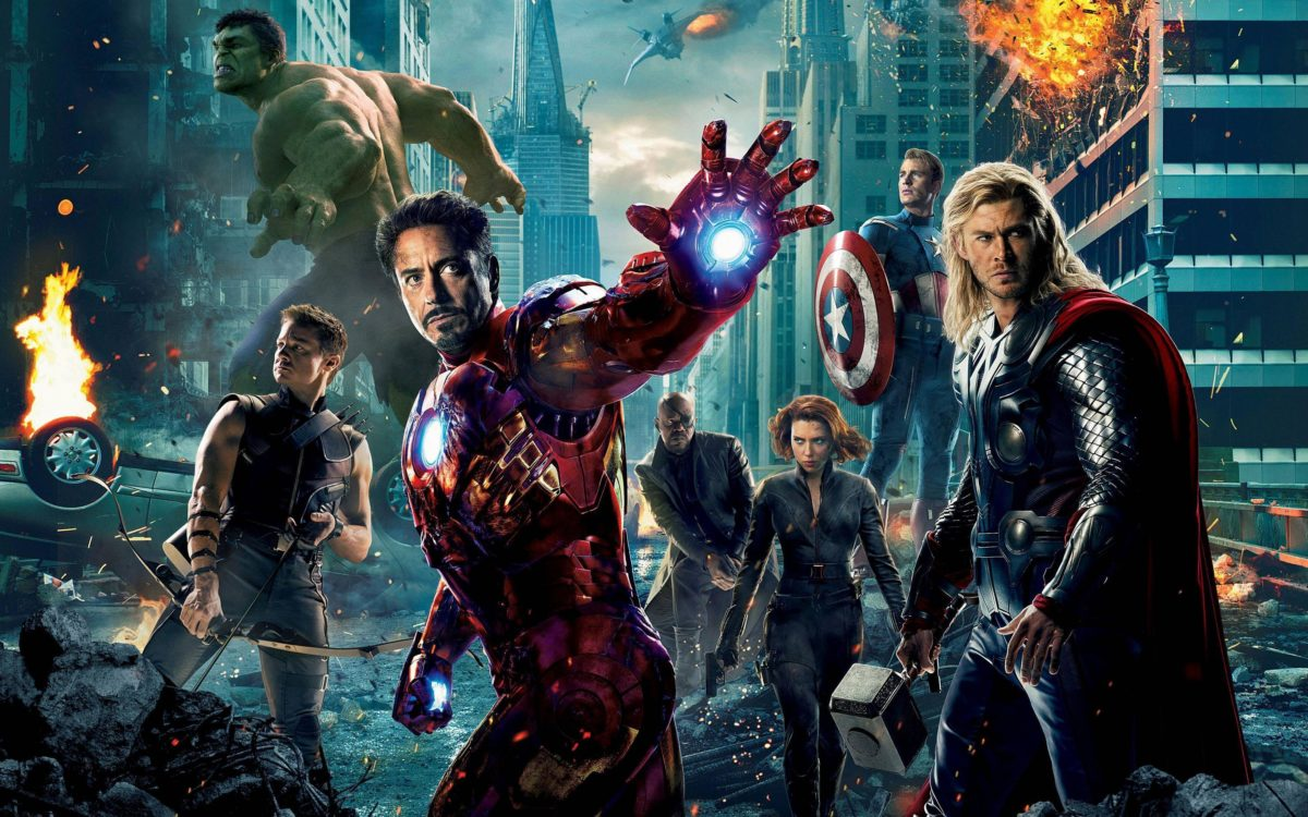 The Avengers Wallpapers – Page 2 – HD Wallpapers