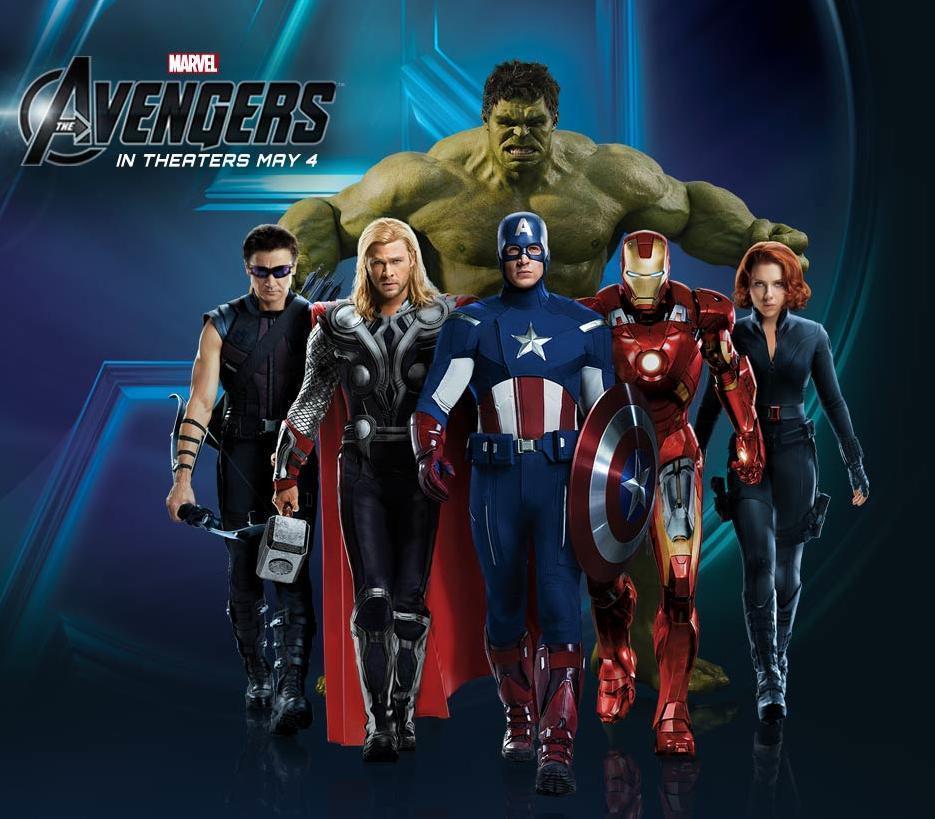 Creative Avengers The Team Hd Wallpaper High Definition …