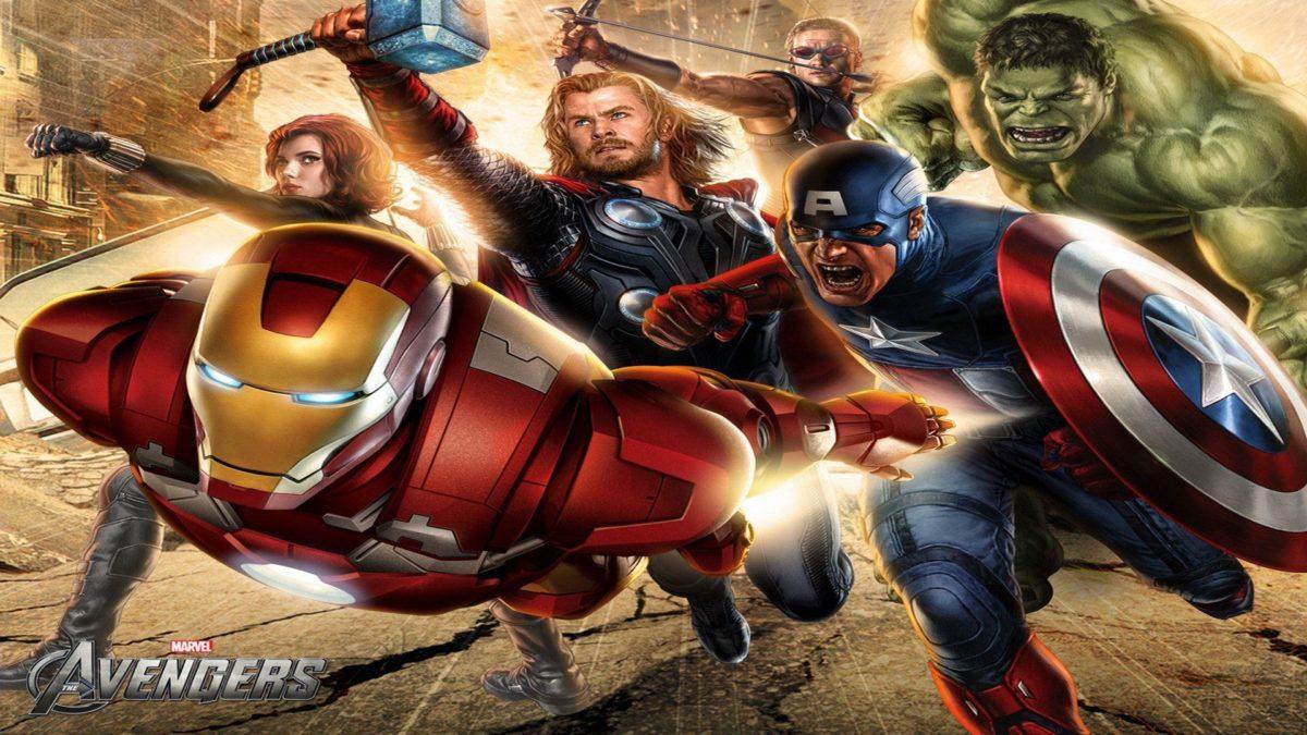 Wallpapers For > Avengers Wallpaper Hd 1080p
